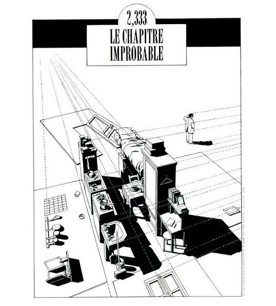 La 2,333e Dimension . 2004 . Delcourt